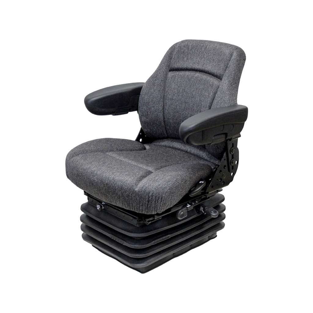 KM 1003 Seat & 12V Air Suspension | Sears Tractor Seat