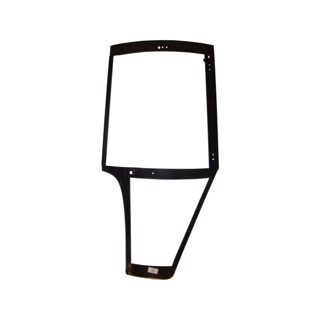 Tractor Door Glass : John deere  series lh cab door frame al