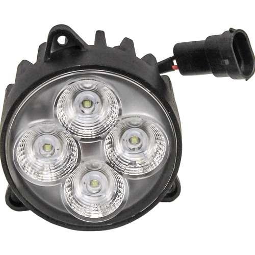 Head Lamp for Caterpillar Skid Steers 287C 289C 247B2 Light Lens Bulb Loader