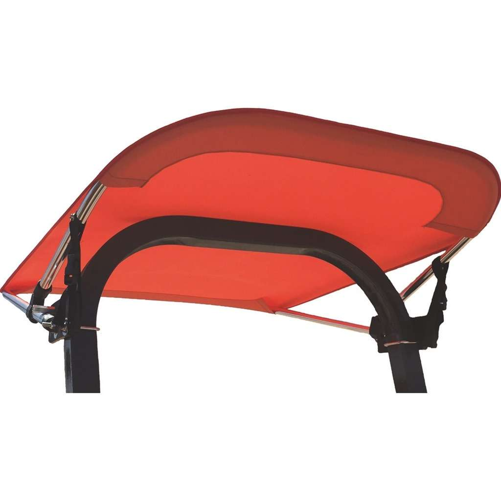 Canopy for hustler mower