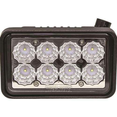 Case/John Deere/New Holland Skid Steer LED Headlight