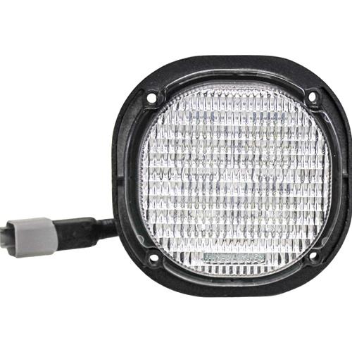 John Deere Skid Steer LED Headlight - Flush Mount