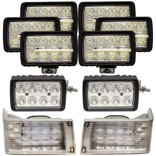 Case IH/IH/NH/Versatile LED Flashing Amber Cab Light