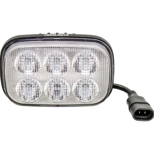 Case/New Holland Skid Steer LED Headlight