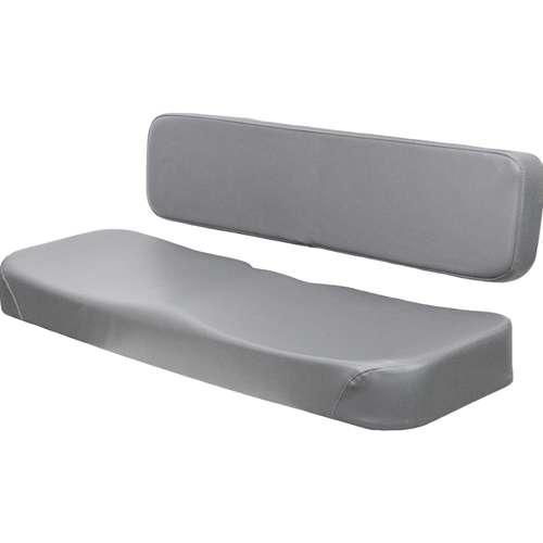 Enjoyable Kubota Rtv 900 1140 Series Gray Bench Backrest Cushion Creativecarmelina Interior Chair Design Creativecarmelinacom