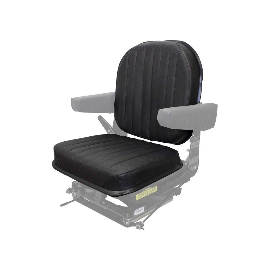 Km 180 Uni Pro Backrest Seat Cushions Recover Only