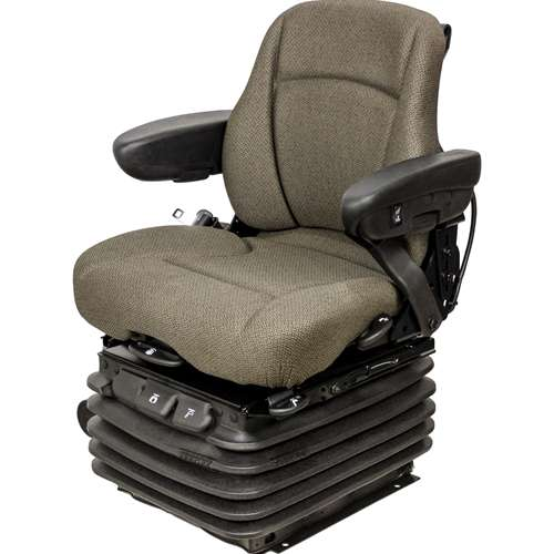 KM 1300 Seat Cushion with Operator Presence Switch