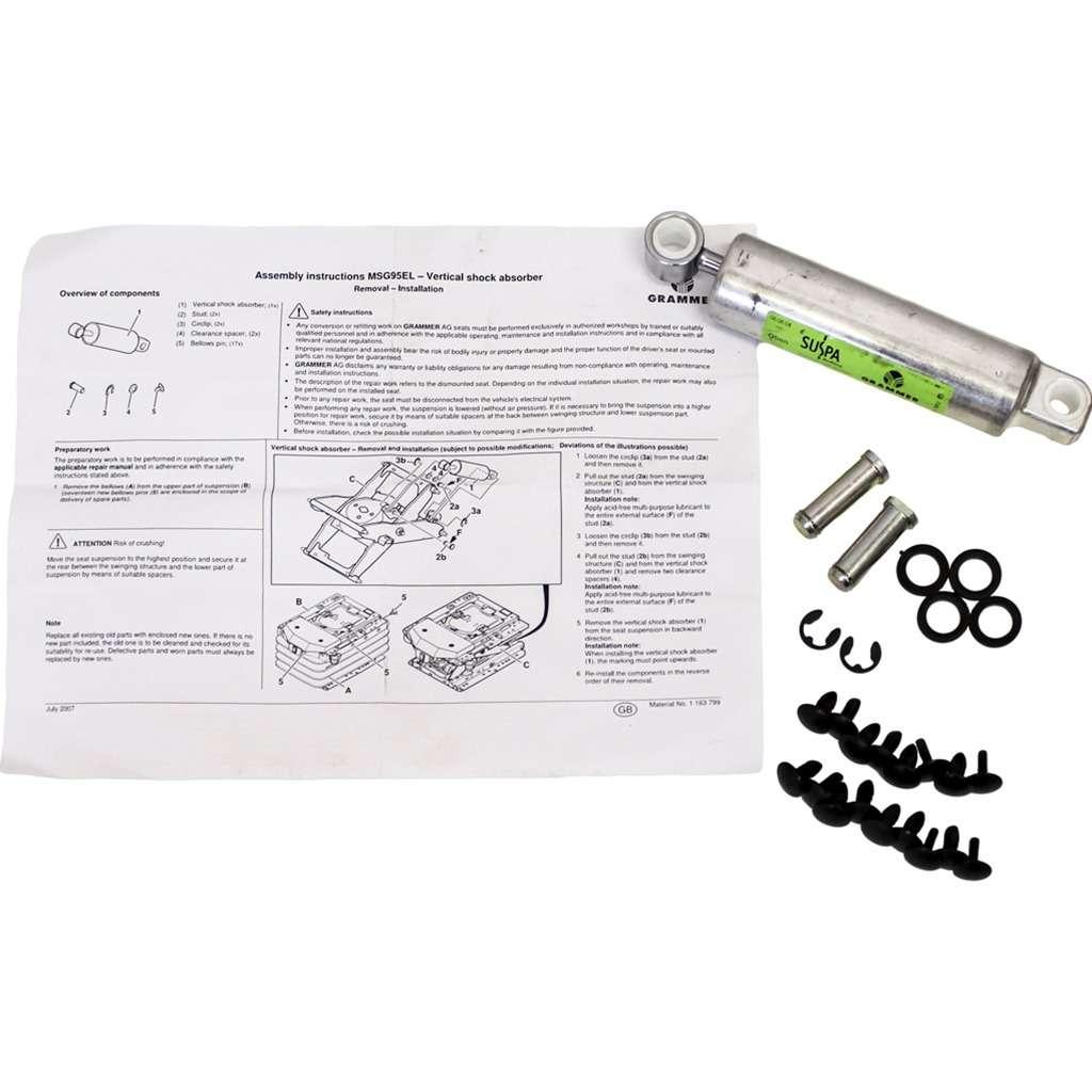 KM 1055/1060/1061 MSG95 Shock Kit
