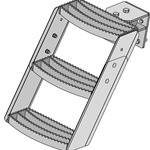IH 06-66 Hiniker Series Step