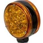 Allis Chalmers/John Deere LED Double-Sided Flashing Light - Amber