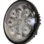 AC/Case/Cat/Ford/IH/JD/MF LED Cab/Fender/Hood Light (2200 Lumens) - Hi/Lo