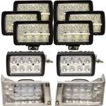 Complete Case IH 71-89 Series Magnum LED Light Kit