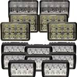 Complete Case IH 2144-2588 Combine LED Light Kit