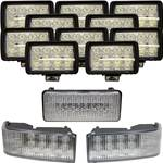 Complete Case IH STX-Steiger Series LED Light Kit