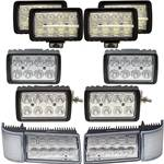 Complete Case IH MX Series Maxxum LED Light Kit