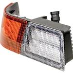 Case IH JX-Magnum-MX-MXM LED Right-Hand Amber Front Cab Light