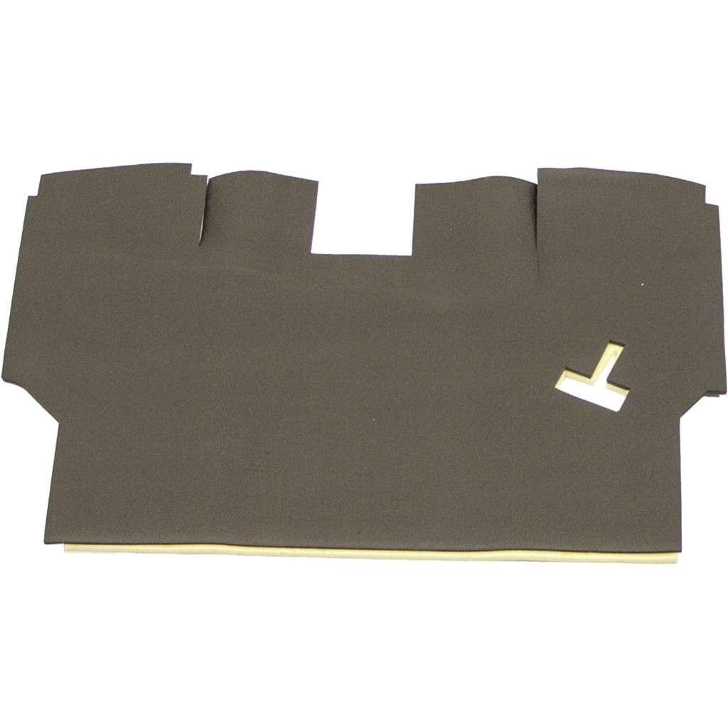 Cab Foam Floor Mat Black Case 2870 2470 2670