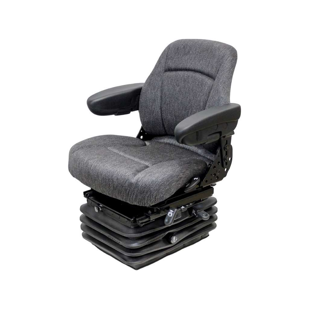 Ford New Holland 4330v Seat : Km uni pro seat suspension case ih ford new