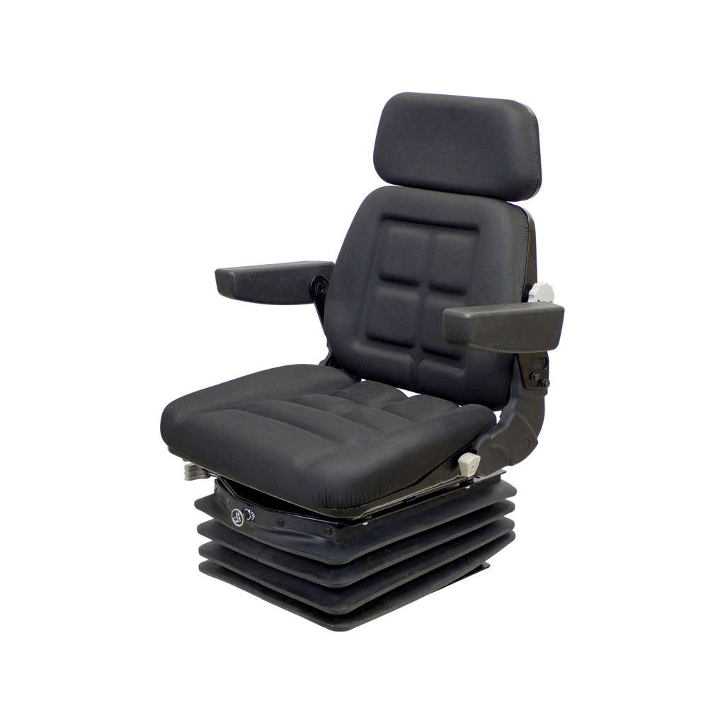 Air Suspension Seats For Forklifts : Km uni pro seat suspension multiple agriculture
