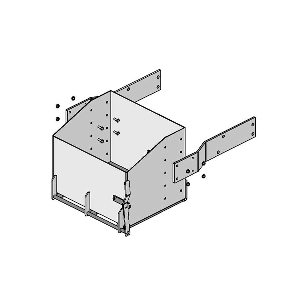 Case 2090-2394 Series Standard Weight Box
