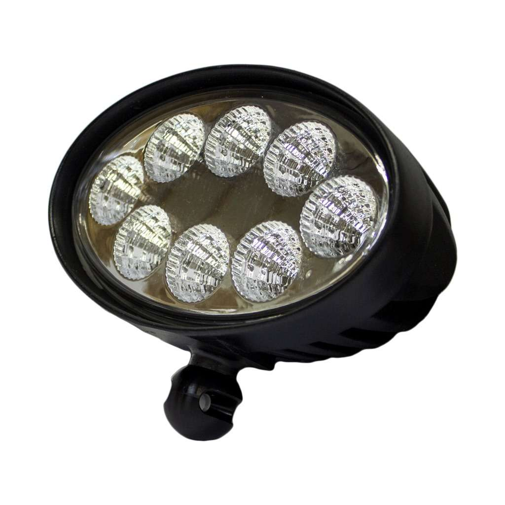 Led Replacement Bulbs For Tractor : Jd  t quot led hood cab fender light tl