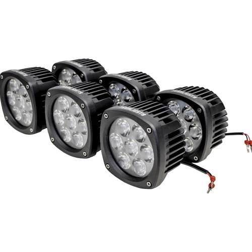 New Holland H8000 Series LED Upper Cab Light Kit