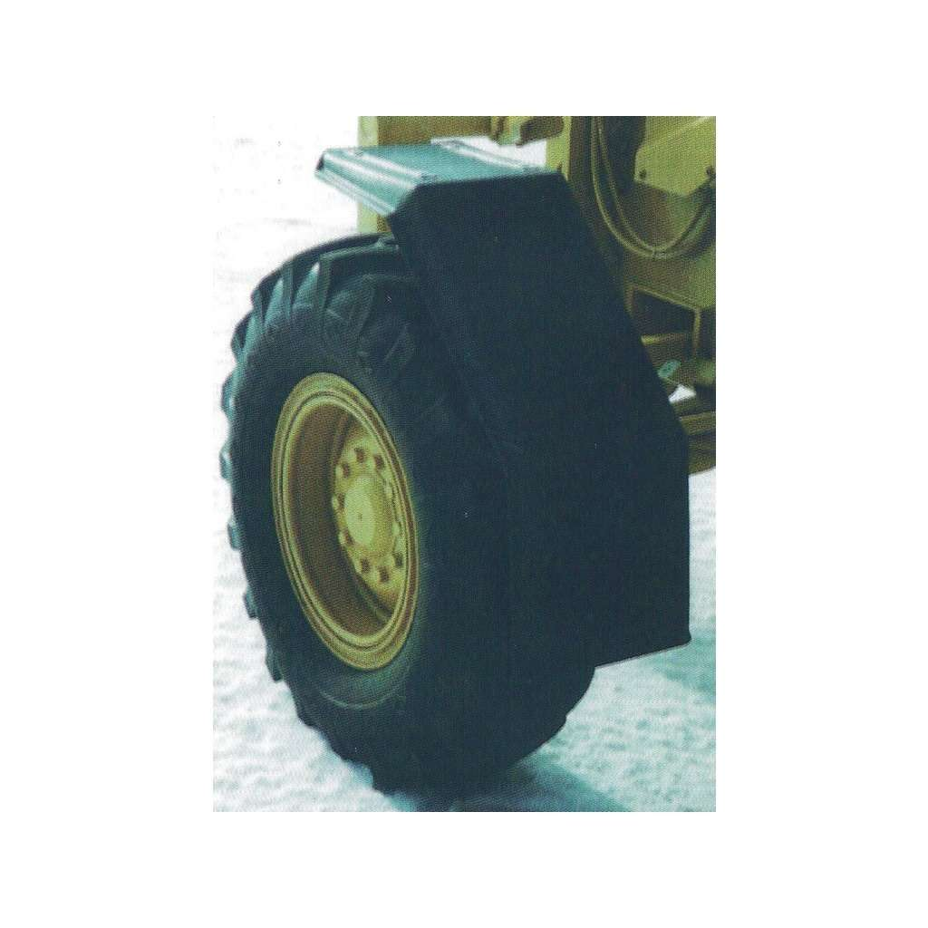 "Caterpillar H Series 19"" Front Rigid Mount Fenders"