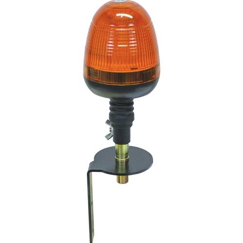 Km Led K Amp M Mirror Mount Bracket Amber Warning Beacon Light