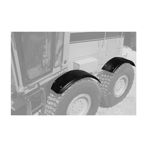 Deere Round Rear Fenders