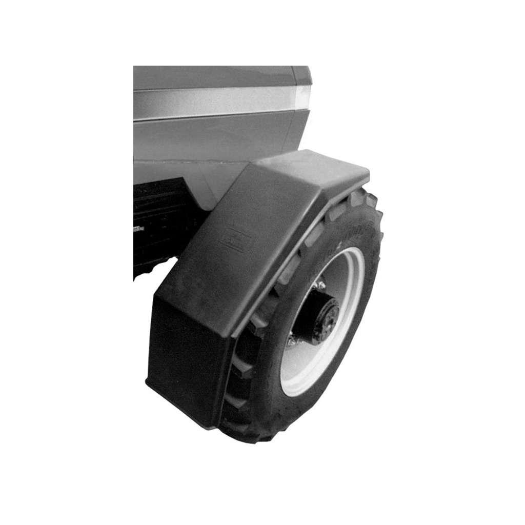 White Tractor Fenders : John deere  mfwd series front tire fenders