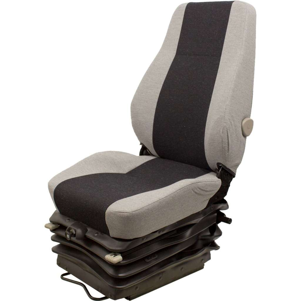 Air Suspension Seats For Forklifts : Km seat air suspension caterpillar kab