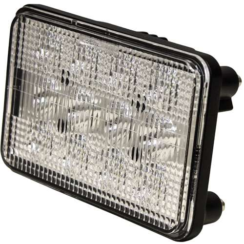 AGCO DT, Allis, White/Challenger/MF LED Front Hood Light - Hi/Lo