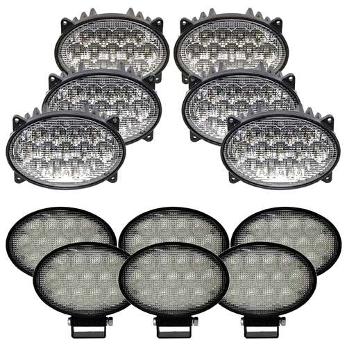Complete Case IH 5088-9230 Combine LED Light Kit