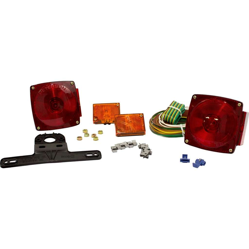6-Pack Trailer Light Kit