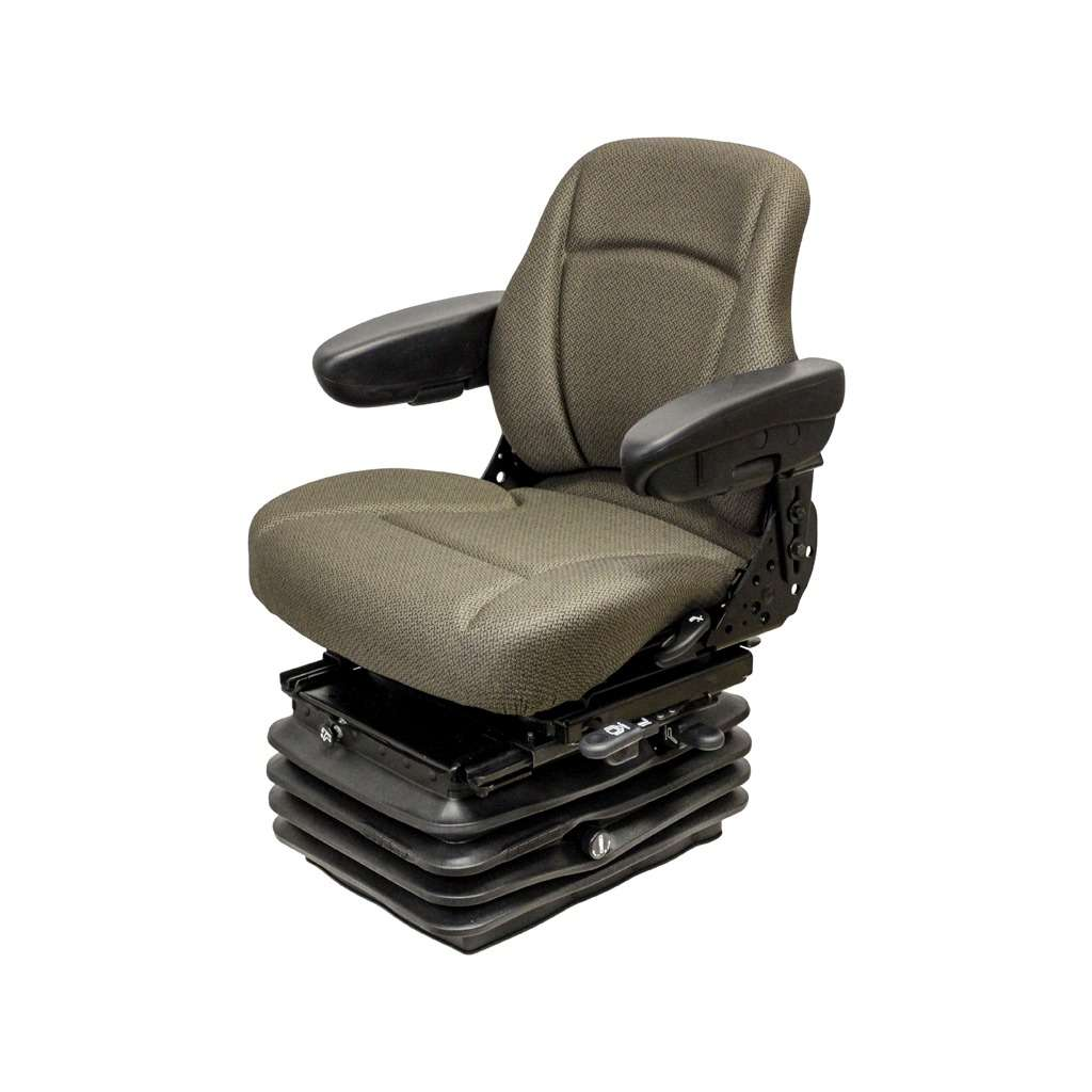 John Deere Air Seat Suspension : John deere  series km seat air suspension