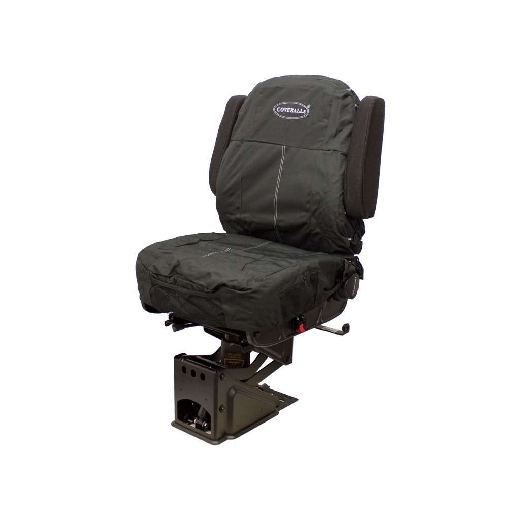 KM Mid Back Truck Seat Backrest Cover Kits