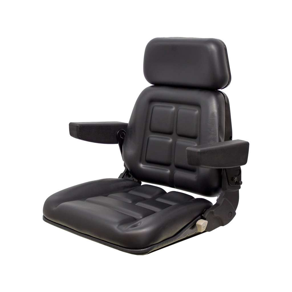Replacement Dozer Seat : Construction equipment seat covers velcromag